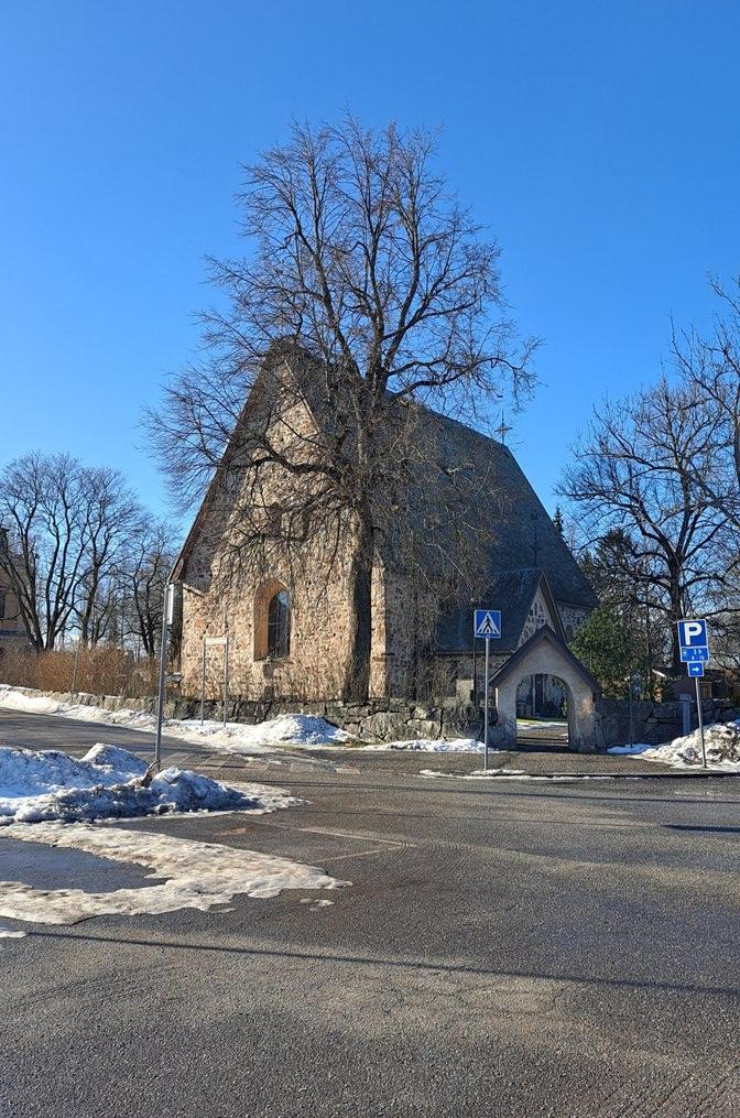 Pyhän Katariinan kirkko Turussa