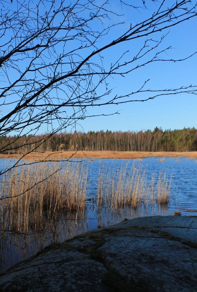 Hiunjärvi Ugissa